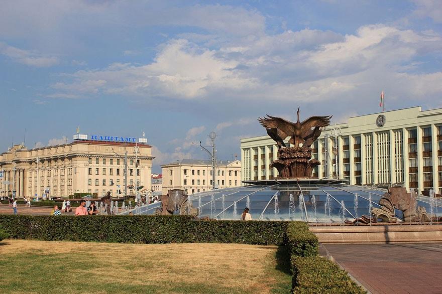 доставка грузов из и в Беларусь