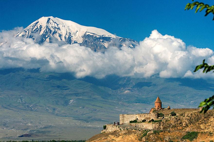 Международные перевозки грузов Армения
