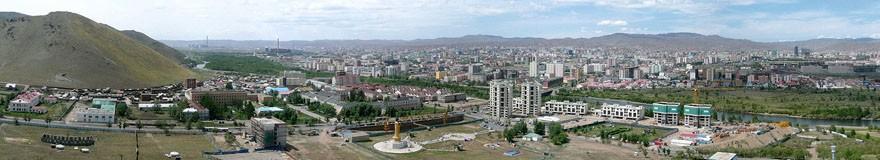 Грузоперевозки из и в Монголию