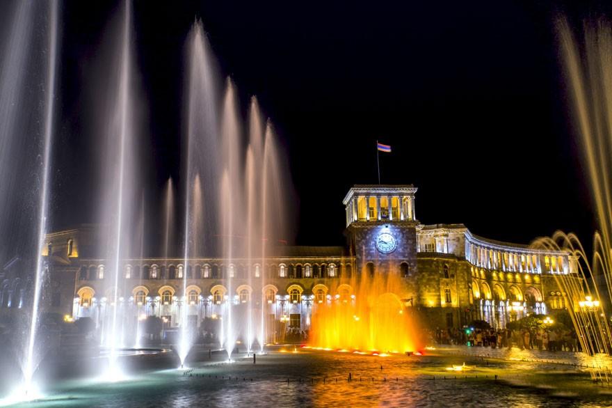 доставка грузов в и из Армении